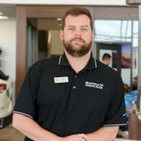 Spencer Casterline at Toyota of Cedar Park