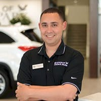 Mike Ochoa at Toyota of Cedar Park