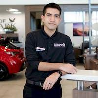 Armando Sanchez at Toyota of Cedar Park