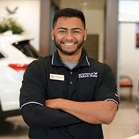 Guillermo Haro at Toyota of Cedar Park