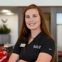 Madi Hess at Toyota of Cedar Park