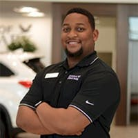 NKele Brown at Toyota of Cedar Park