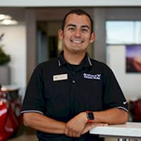 Daniel Ramirez at Toyota of Cedar Park