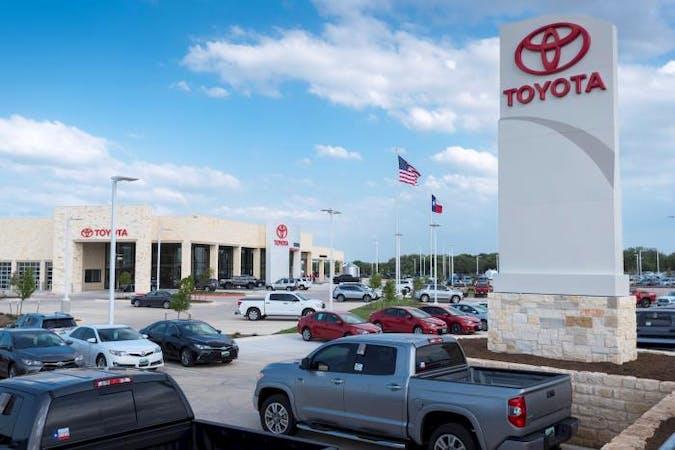 Toyota of Cedar Park, Cedar Park, TX, 78641