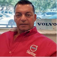 Issam Balkis at Gunther Volvo Cars Coconut Creek
