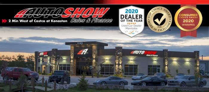 Auto Show Sales & Finance, Winnipeg, MB, R3Y 1G5