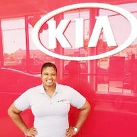 Latoya  Lewis at South Shore Kia
