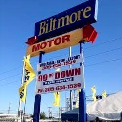 Biltmore Motors,  Miami, FL, 33142