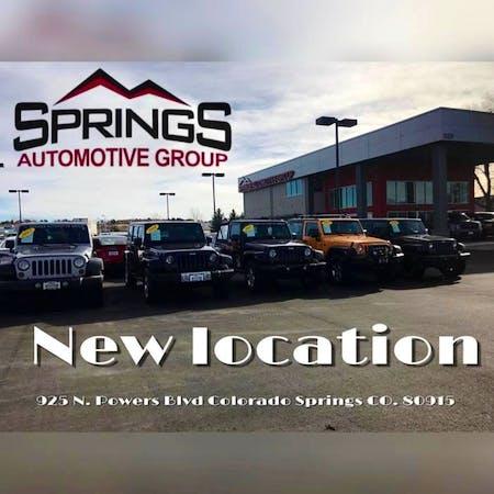 Springs Automotive Group - N Powers Blvd, Colorado Springs , CO, 80915