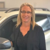 Trish Jones at Parkway Ford Lincoln