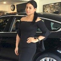 Rosaly Ventura at Adams Auto Group