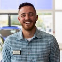 Zach Miller-Hogg at Volvo Cars Mall of Georgia