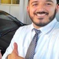 Jonny Ramirez at Courtesy Volvo of Scottsdale