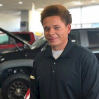 Andy Lopez-Mackaness at Reliable Chevrolet