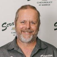 Pete Cecchetti at Scranton Chevrolet of Norwich - Service Center
