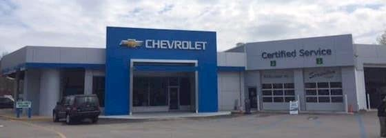 Scranton Chevrolet of Norwich, Norwich, CT, 06360