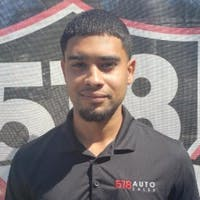 Emanuel Morales at 518 Auto Sales