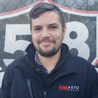 Ryan Duarte at 518 Auto Sales