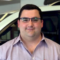 Zach B at McGee Toyota of Claremont, NH