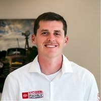 Eric White at McGee Toyota of Claremont, NH