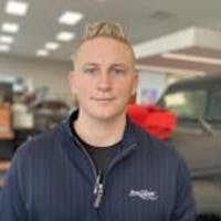 Jordan Reynolds at Jim Glover Dodge Chrysler Jeep Ram Fiat