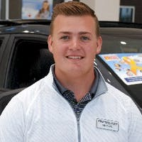 Mitchel Hawkins at Ray Skillman Avon Hyundai