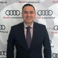 Paul Gomez at Audi Lakeland