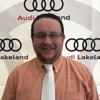 Joe Pitchford at Audi Lakeland - Service Center