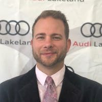 Jared Plummer at Audi Lakeland