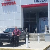 Ben Hoggatt at Findlay Toyota Prescott
