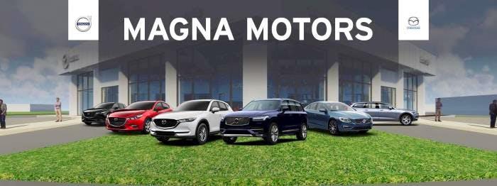 Magna Motors Mazda Volvo of Evansville, Evansville, IN, 47715