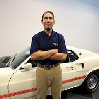 Jose Pardo at Streetside Classics - Phoenix