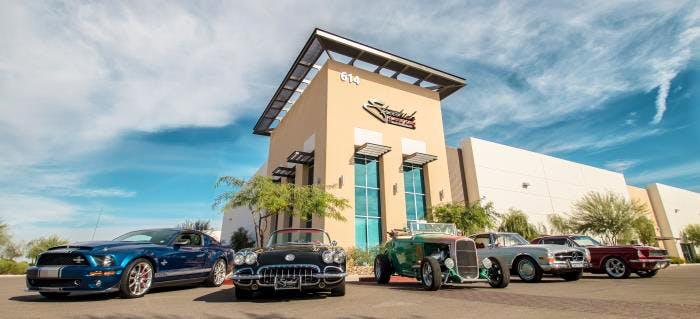 Streetside Classics - Phoenix, Mesa, AZ, 85204