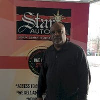 Joe  Robinson at Star Auto Mall 512