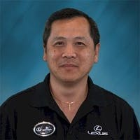 Ha Nguyen at Lexus of Orlando