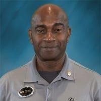 Sylvester Cole at Lexus of Orlando