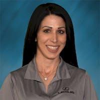 Diana Colina at Lexus of Orlando