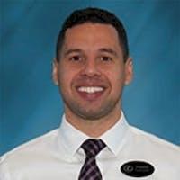 Franklin Almeida at Lexus of Orlando