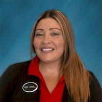 Wanda Flores at Lexus of Orlando