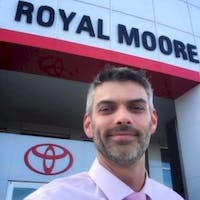Aaron Noble at Royal Moore Certified Pre-Owned