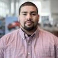 Andres Ramos  at Dolan Toyota
