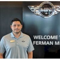 Manolo Santos at Ferman MINI of Tampa Bay