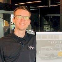 David  Hart at Ferman MINI of Tampa Bay