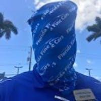 Vitaliy  Levin at Florida Fine Cars Margate