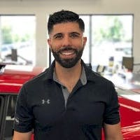 Amir Taghi at Easterns Automotive Group of Alexandria