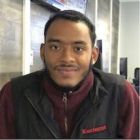 Darius Skerritt at Easterns Automotive Group of Alexandria