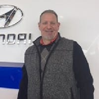 Gary Fetter at ALM Hyundai of Florence