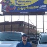 VINNY HACKETT at New Wave Auto Brokers