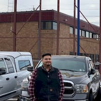 Cesar Polanco at New Wave Auto Brokers