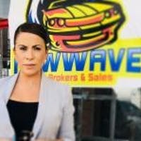 Alma Rodriguez at New Wave Auto Brokers